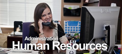 Administration - Human Resources